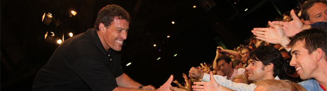 4 NLP Lessons From Tony Robbins
